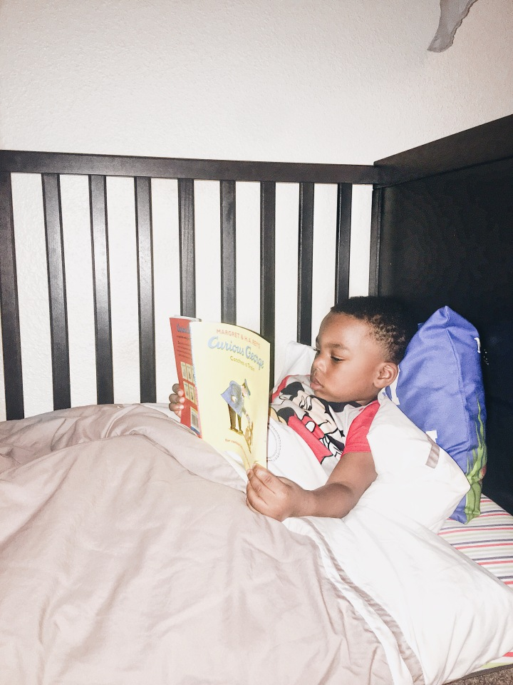 Tips Tuesday: BedtimeReading